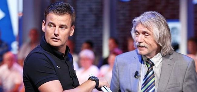 Foto: Derksen: 'Wilfred liet Talpa laten weten dat we ermee stoppen'
