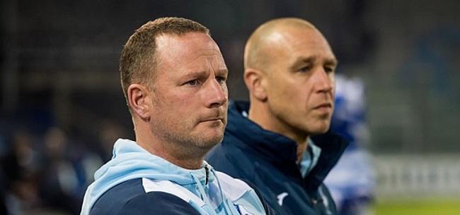 Foto: Trainersnieuws uit Eindhoven: clubleiding treurt