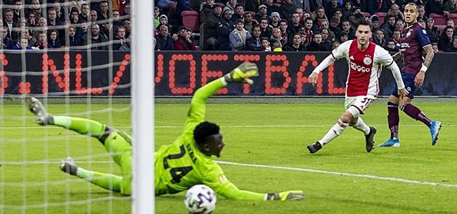 Foto: Fans gaan massaal los op 'Ajax-dissonant':