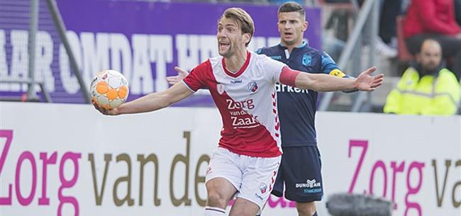 Foto: FC Utrecht en Vitesse schieten niet zoveel op met gelijkspel