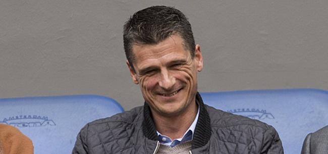 Foto: Nieuwe job voor Wim Jonk: zaterdag presentatie als hoofdtrainer