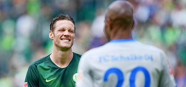 Foto: Treffer Weghorst kan nederlaag Wolfsburg niet voorkomen