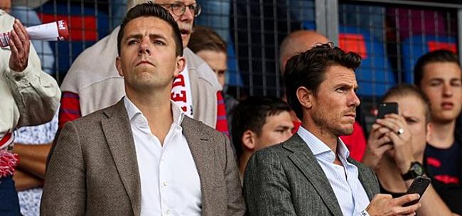 Foto: FC Groningen neemt afscheid van directeur door 'verschil van inzicht'