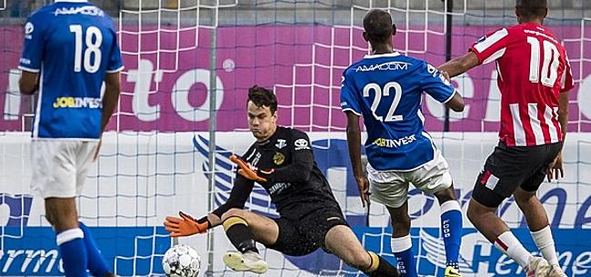 Foto: Doelpunten Ihattaren niet voldoende voor Jong PSV