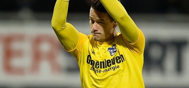 Foto: Heerenveen laat speler vooralsnog niet naar Japan gaan