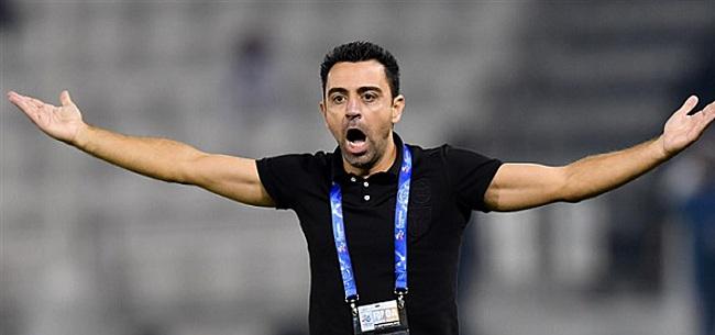 Foto: 'Xavi haalt oude bekende naar Qatar'