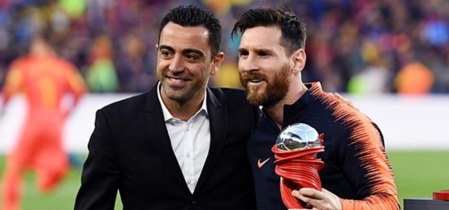Foto: Sensationeel: 'Guardiola en Xavi vertrekken samen naar nieuwe club'