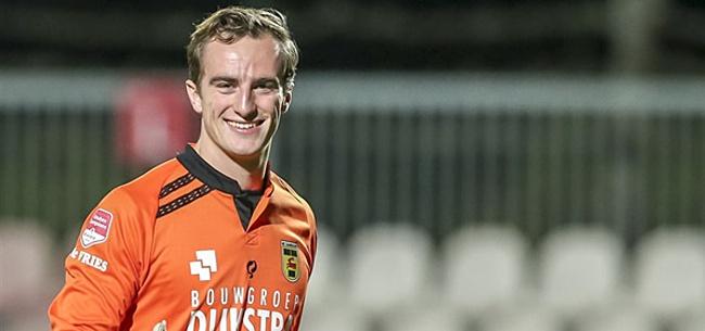 Foto: 'Uitblinker Cambuur verkast voor 500.000 euro naar Eredivisie'