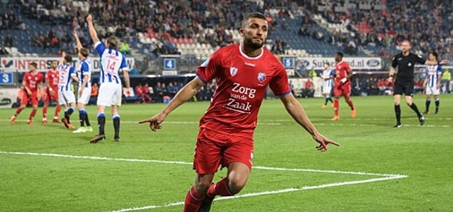 Foto: Labyad waarschuwt Vitesse: 'Onze supporters hebben het ook gezien'