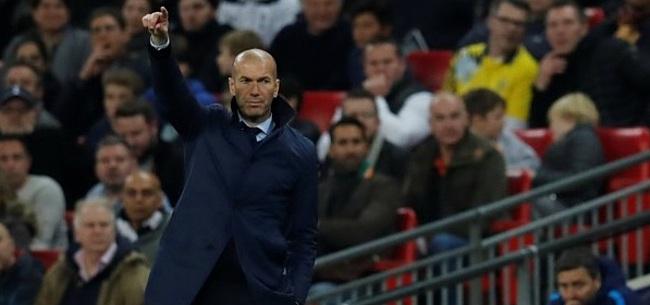 Foto: Zidane spreekt bewondering uit voor Premier League-ster