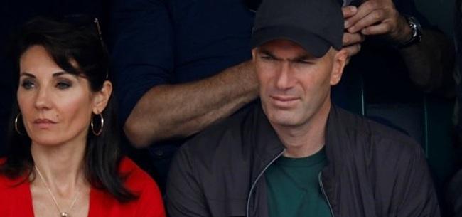 Foto: 'Zidane weet al welke superster hij het eerst wil halen'