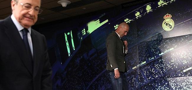 Foto: 'Pérez baalt: Real Madrid greep naast ideale vervanger Zidane'