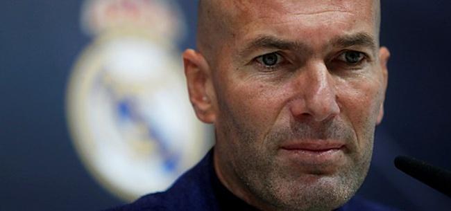 Foto: Zidane getipt voor baan ná Real: