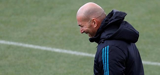 Foto: Franse bondsvoorzitter ontkent: 'Zinedine Zidane niet in aantocht'