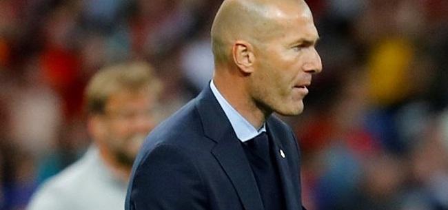 Foto: Real Madrid greep naast gedroomde opvolger Zidane: