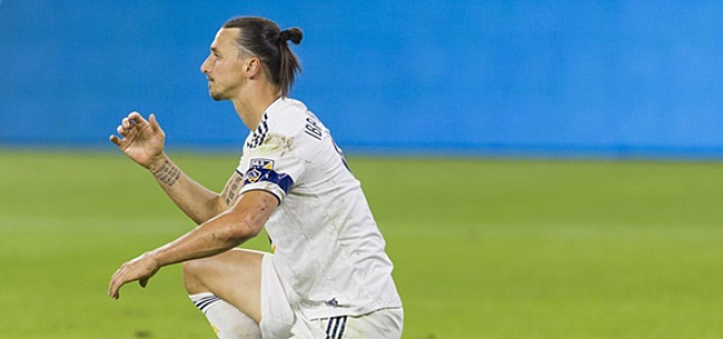 Foto: 'Zlatan Ibrahimovic geeft zijn jawoord opnieuw aan AC Milan'