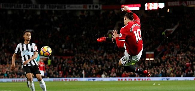 Foto: 'Mourinho deelde een flinke schop uit door Zlatan te brengen'