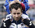 Cassano fileert wereldspits: