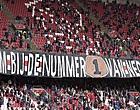 Foto: Ajax legt tientallen stadionverboden op