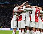 Foto: Verweij voorspelt 'verrassing' in Ajax-opstelling