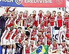 Foto: Treurig: Ajax-kampioenssterren nu al massaal op Marktplaats