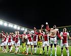 Foto: Heel Europa gaat los over Ajax-fans in Lissabon