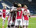 Foto: Ajax-fans worden gek van repeterend verhaal: 'Kansloos die gozer!'