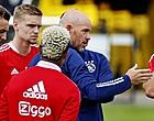 Foto: Ajax-duo ontbreekt nog altijd op groepstraining