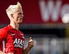 Foto: Gudmundsson foetert na Ajax-thuis: 'Was een penalty'