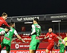 Foto: Almere City neemt pas in slotfase afstand