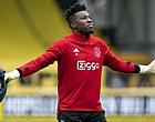 Foto: VVV-doelman haalt uit naar 'respectloze' André Onana