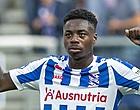 """Foto: Musaba dolt Ajax-defensie: """"Echt een publieksspeler"""""""