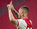 Foto: 'Dramatische Antony-update voor Ajax'
