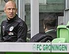 Foto: De 11 namen bij Fortuna en Groningen: Robben niet mee
