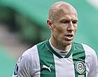 Foto: Robben legt uit waarom hij tegen PSV ontbreekt
