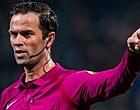 Foto: Nijhuis geeft tekst en uitleg over intrekken penalty PSV
