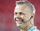 Foto: 'Bizarre actie Björn Kuipers bij Ajax-Vitesse'