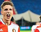 Foto: Til brengt Feyenoord op voorsprong na knappe aanval (🎥)