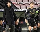 Foto: Ajax-nederlaag doet écht pijn: 'We zijn weggespeeld'