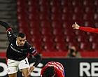 """Foto: Fans gaan los tijdens Granada-PSV: """"Verschrikkelijk"""""""