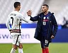 """Foto: Mbappé denkt hard na: """"Ik probeer geen tijd te rekken"""""""