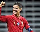 Foto: Cristiano Ronaldo mag nieuwe prijs in ontvangst nemen