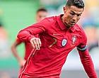 Foto: Ronaldo deelt pijnlijke sneer uit aan EK-sponsor