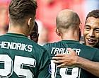 Foto: De 11 namen van Feyenoord en RKC: Slot wijst vervanger Sinisterra aan