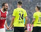 Foto: Grandioos Ajax wervelt naar ruime zege op 'BVB'