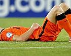 Foto: Til als inspirator: 'Klinkt gek, maar grote doel blijft Oranje'