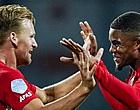 Foto: Hattrick-hero AZ schiet seizoen Feyenoord aan diggelen
