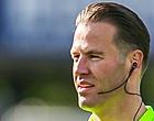 Foto: Dick Jol: 'Dapper en professioneel besluit van Makkelie'