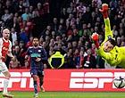 """Foto: Fans Ajax en PSV fileren één man: """"Per direct"""""""