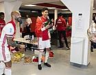 Foto: 'Ajax raast door ondanks pijnlijke EL-uitschakeling'
